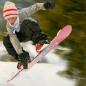 ВКрылатском открылся первый вРоссии детский сноуборд-парк