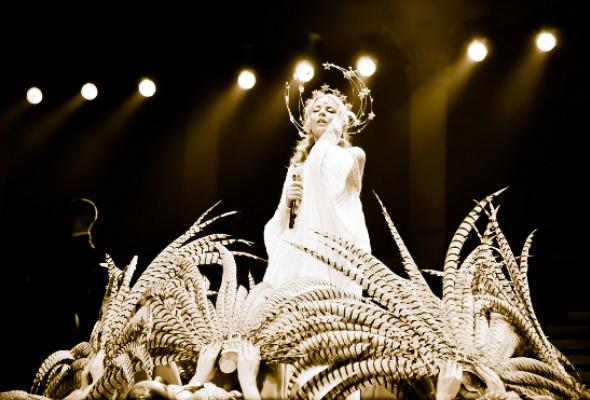 Концерт Кайли Миноуг - Фото №3