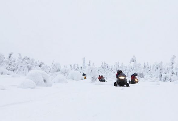 Полярная экспедиция: испытание севером - Фото №2