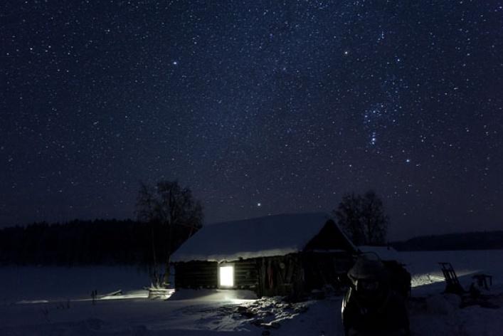 Полярная экспедиция: испытание севером