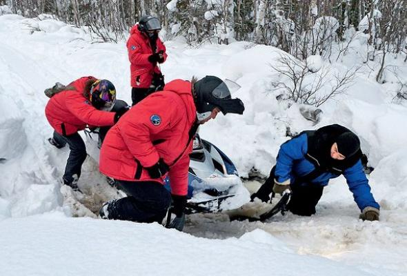 Полярная экспедиция: испытание севером - Фото №1