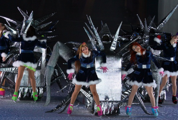 Winx на льду: возвращение в волшебный мир - Фото №2