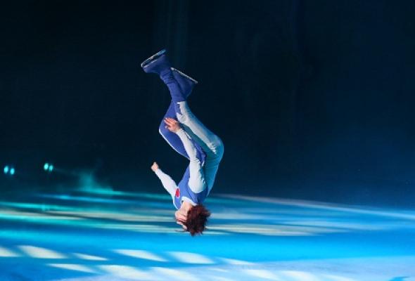 Winx на льду: возвращение в волшебный мир - Фото №0