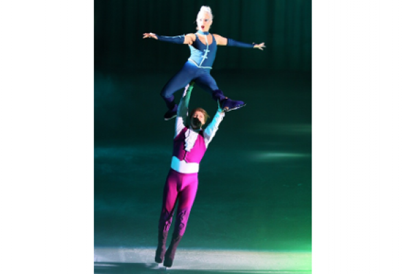 Winx на льду: возвращение в волшебный мир - Фото №1
