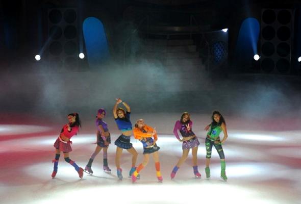 Winx на льду: возвращение в волшебный мир - Фото №3