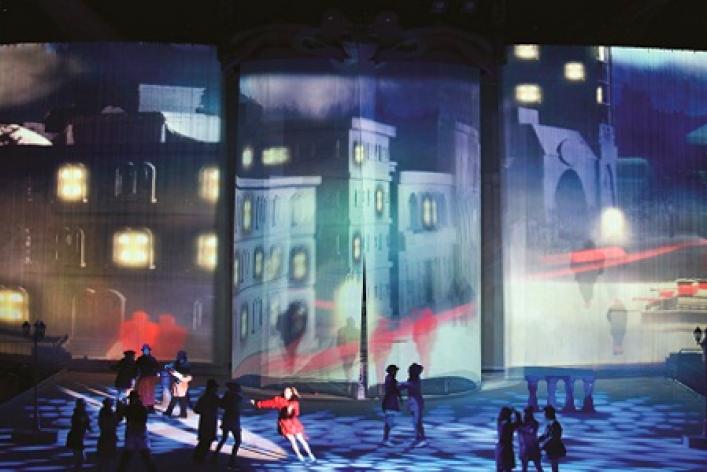 Winx на льду: возвращение в волшебный мир