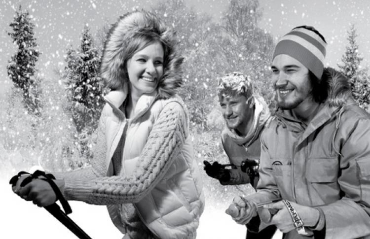 Ретро-забег на лыжах «Уступи лыжню!»