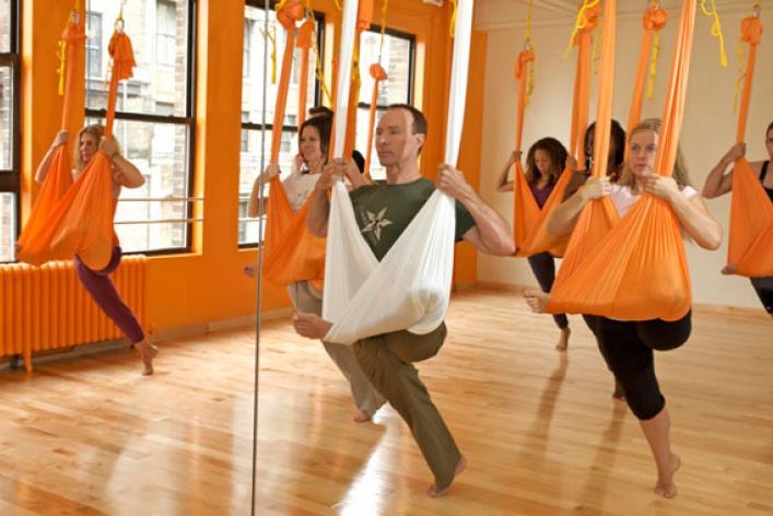 Тело, разум, дух: тренируем вместе