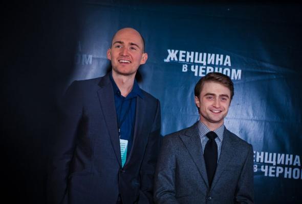 Дэниэл Рэдклифф представил свой фильм вМоскве - Фото №2