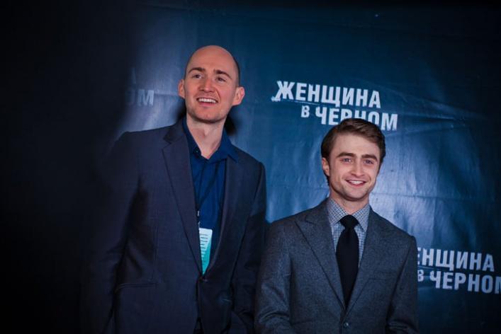 Дэниэл Рэдклифф представил свой фильм вМоскве