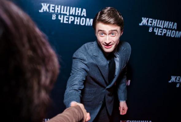 Дэниэл Рэдклифф представил свой фильм вМоскве - Фото №6