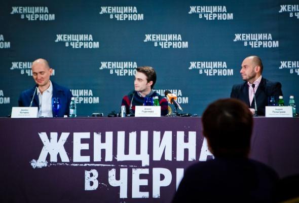 Дэниэл Рэдклифф представил свой фильм вМоскве - Фото №9
