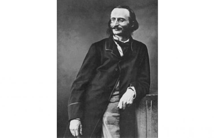 Жак Оффенбах