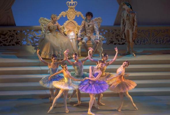 """Новая версия балета """"Спящая красавица"""" - Фото №5"""