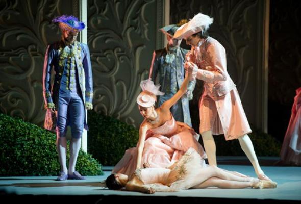 """Новая версия балета """"Спящая красавица"""" - Фото №3"""
