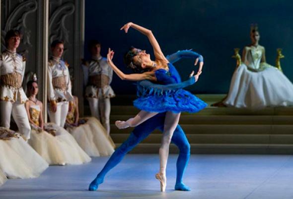 """Новая версия балета """"Спящая красавица"""" - Фото №4"""