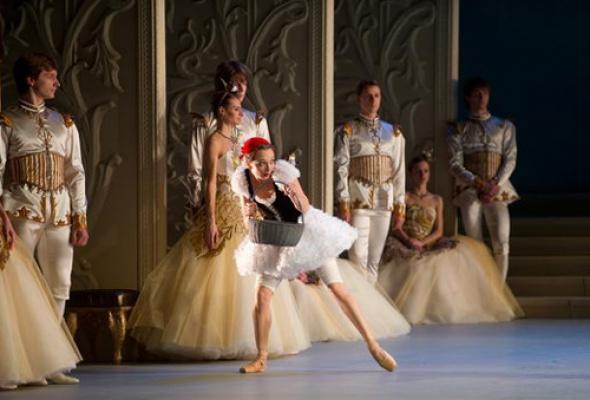 """Новая версия балета """"Спящая красавица"""" - Фото №0"""