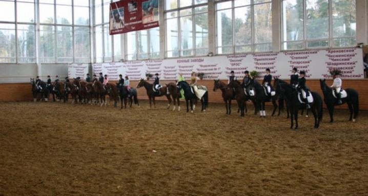 Московский конный завод №1