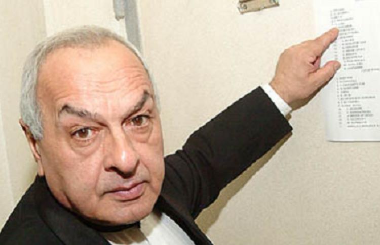 Левон Оганезов