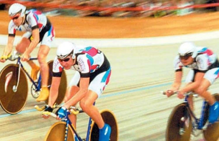 Чемпионат Петербурга по велоспорту
