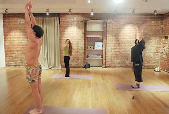 NYM Yoga & Spa в Плотниковом переулке - Фото №0
