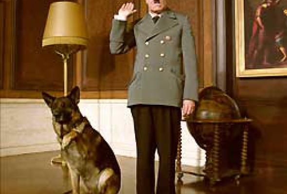 Мой Фюрер, или Самая правдивая правда об Адольфе Гитлере - Фото №1