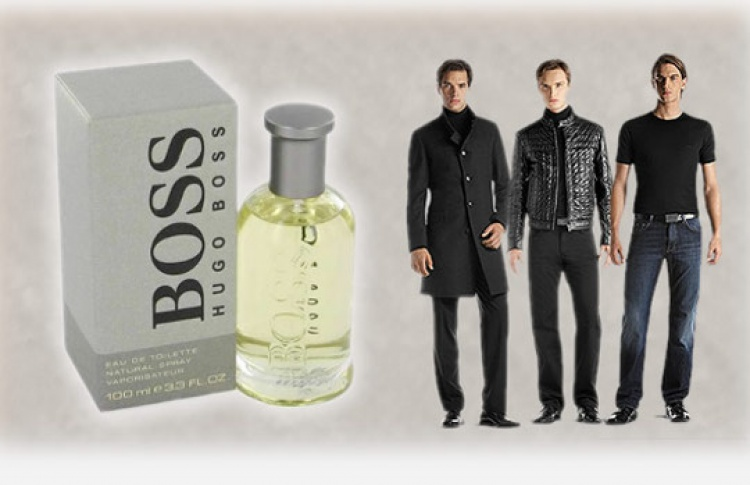 Подарки для настоящих мужчин от Hugo Boss