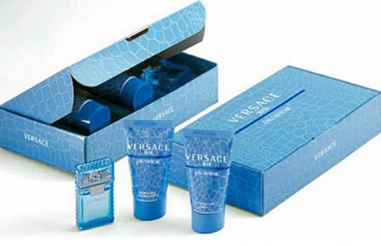 Подарочная акция от Versace