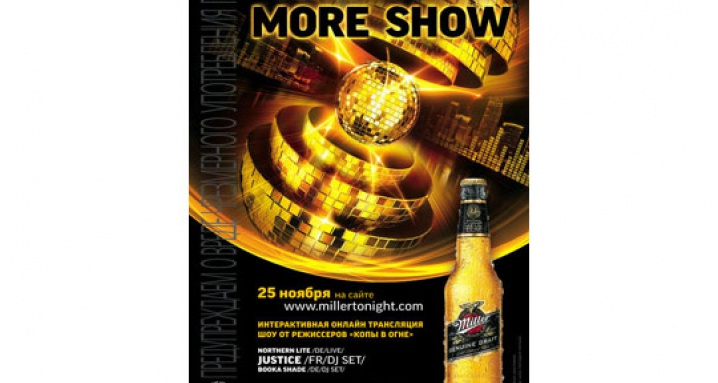 Miller More Show
