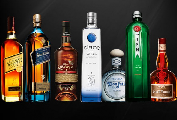 Бренды DIAGEO RESERVE WORLD CLASS* - Фото №0
