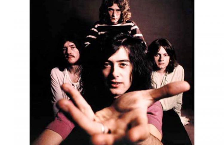 "Вечеринка ""Led Zeppelin"""
