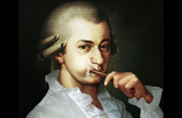 Комические оперы в творчестве Моцарта