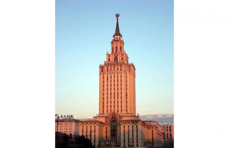 Гостиница «Ленинградская»