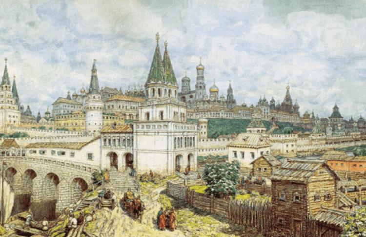 Московские слободы
