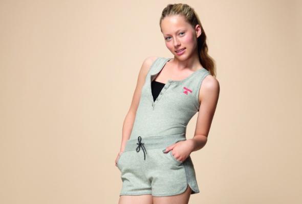 LeCoq Sportif разработал женскую коллекцию вдухе 80-х - Фото №4
