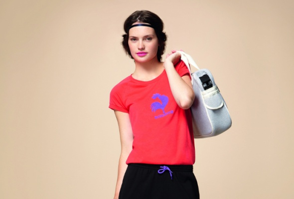 LeCoq Sportif разработал женскую коллекцию вдухе 80-х - Фото №9