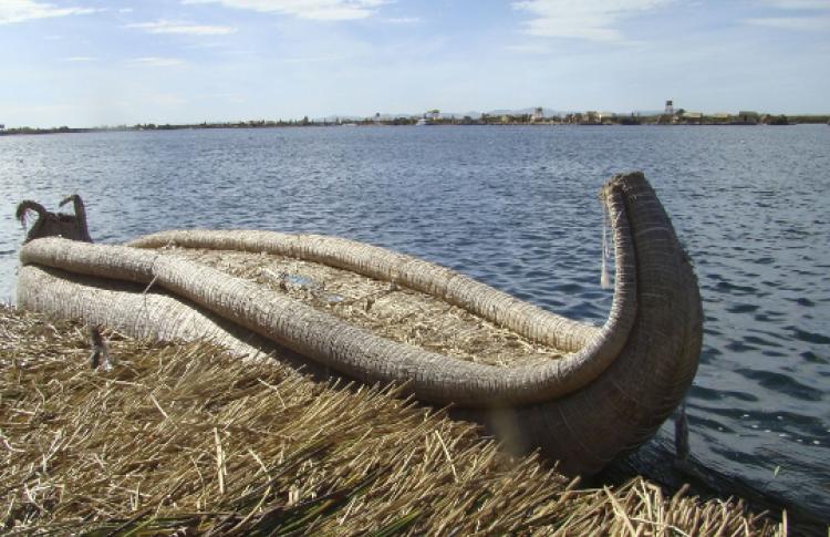 Цивилизация озера Титикака