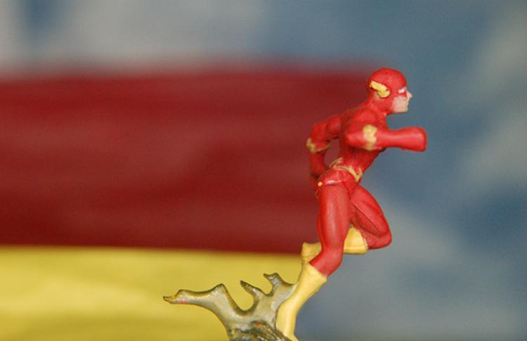Супергерои в комиксе и кино