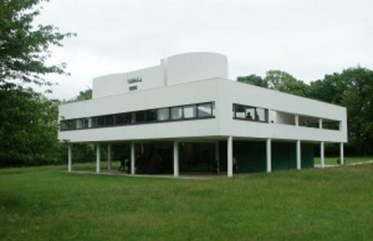 Шедевры архитектуры ХХ века