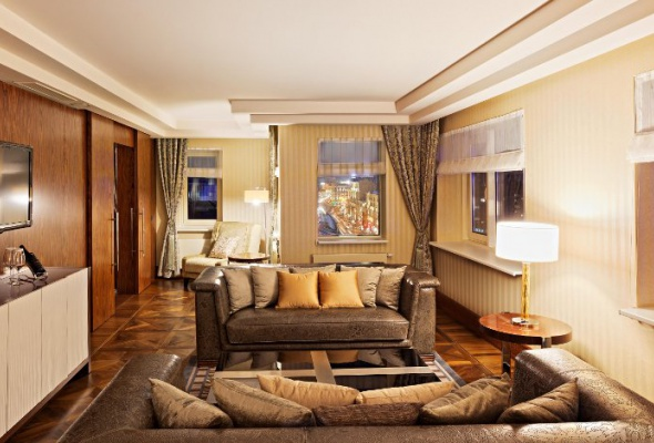 Вцентре столицы открылся отель InterContinental Moscow Tverskaya - Фото №2
