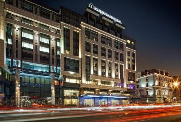 Вцентре столицы открылся отель InterContinental Moscow Tverskaya - Фото №0