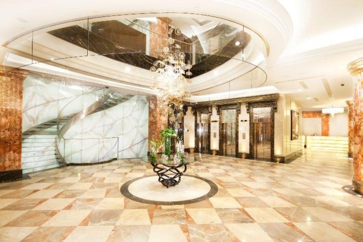 Вцентре столицы открылся отель InterContinental Moscow Tverskaya