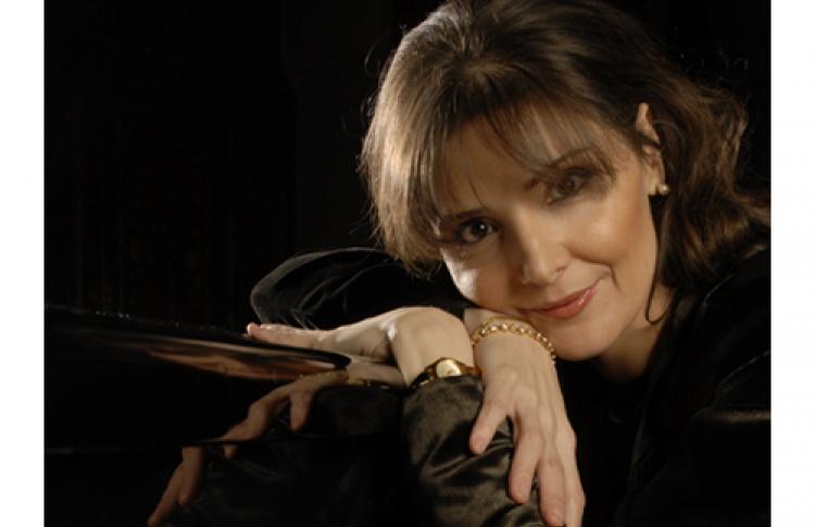 Встреча с пианисткой Элисо Болквадзе