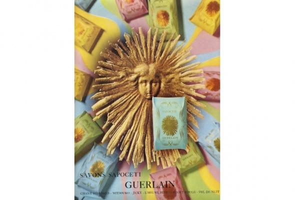 Открылась выставка винтажных флаконов Guerlain - Фото №6