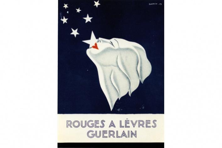 Открылась выставка винтажных флаконов Guerlain
