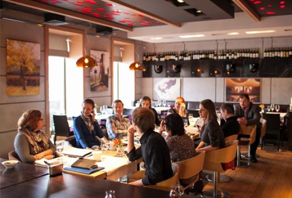 Круглый стол вGrand Cru: новая русская кухня - Фото №4