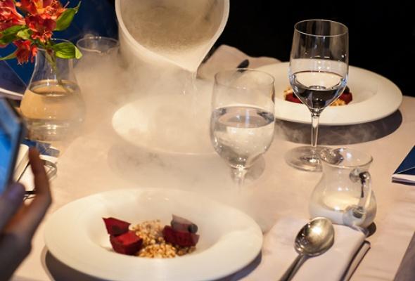 Круглый стол вGrand Cru: новая русская кухня - Фото №5