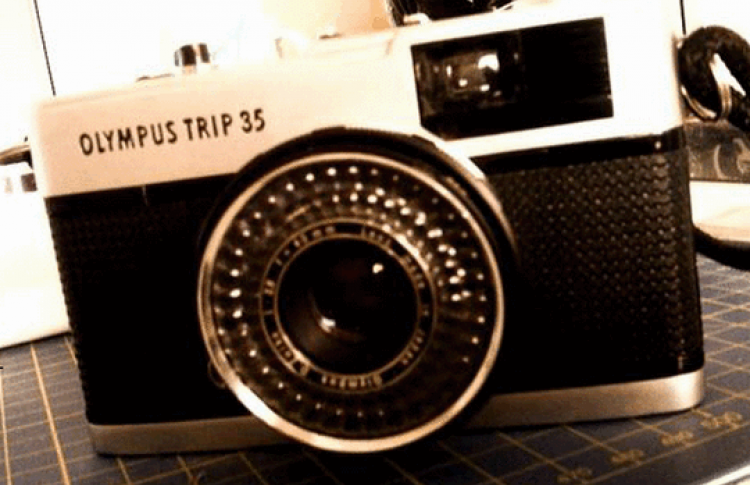 Olympus: от термометров до фотокамер