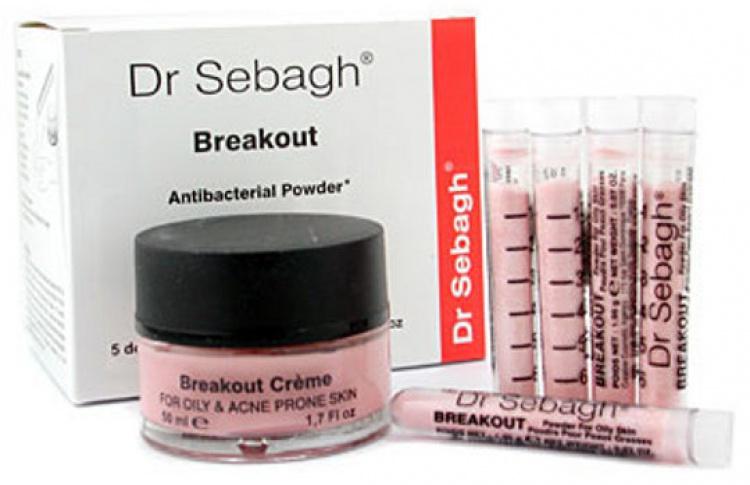 Уроки эстетической косметологии от Dr.Sebagh