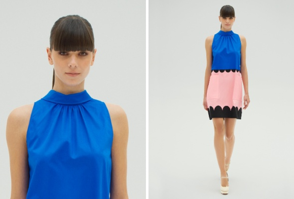 Виктория Бекхэм создала линию молодежной одежды - Фото №6